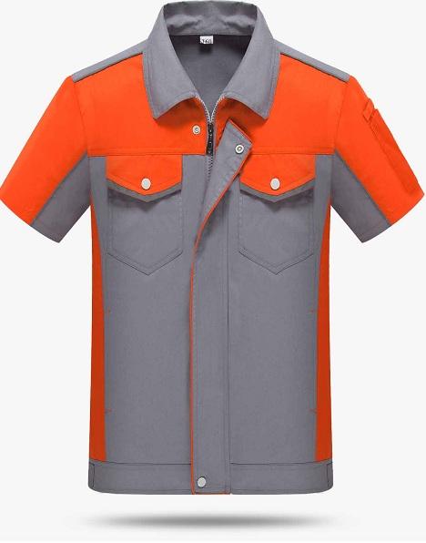 如何选择工厂企业工作服的款式和面料?
