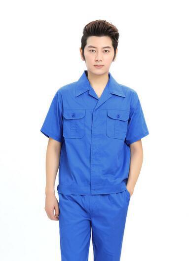 [北京工作服厂家]定做工作服与现货成衣区别在哪?
